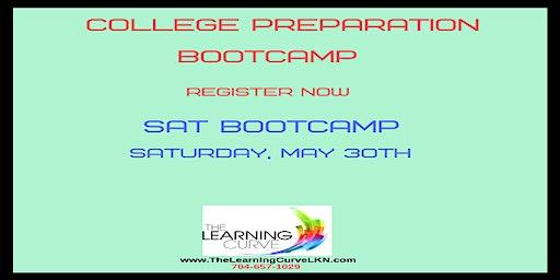SAT Bootcamp, Saturday, May 30, 2020