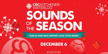 CBC Kitchener-Waterloo's Sounds of the Season event tickets