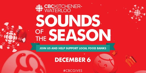 CBC Kitchener-Waterloo's Sounds of the Season event