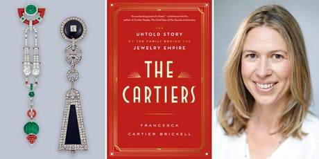 The Cartiers: The Untold Story of the Family Behind the Jewelry Empire tickets