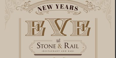 New Year's Eve at Stone & Rail in Glen Rock New Jersey