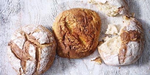 Waitrose Cookery School - Bread for beginners  28 NOV