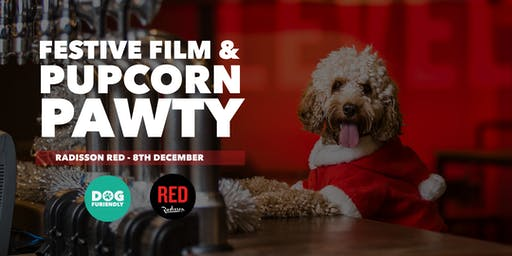 Festive Film and Pupcorn Pawty