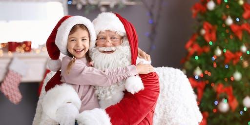 Monarch House Waterloo - Sensitive Santa Event