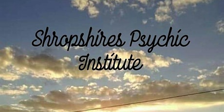 Psychic Development Course with Shropshire Psychic Institute tickets