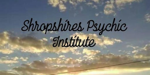 Psychic Development Course with Shropshire Psychic Institute