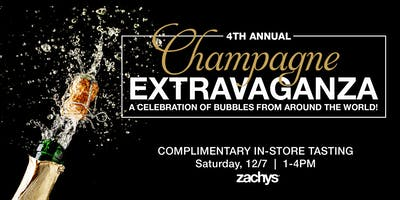 Zachys' Annual Champagne Extravaganza: A Celebration of Bubbles