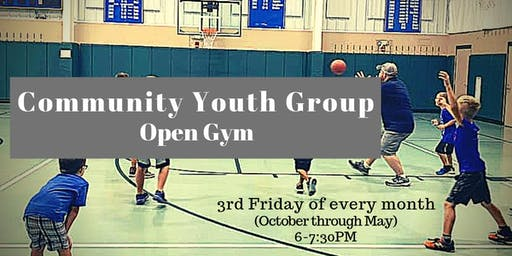 Community Youth Group Open Gym