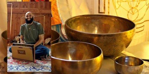 A Sound Journey with Mychal Mills