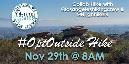 #OptOutside Hike (12 Miles)