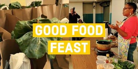 Good Food Feast tickets