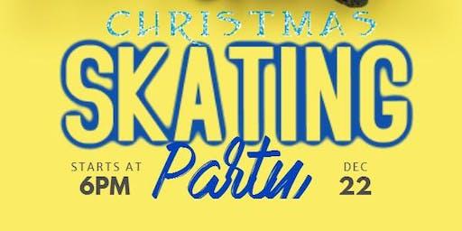 CHRISTMAS SKATE PARTY