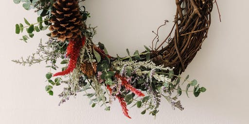 Chicago Wreathmaking Workshop