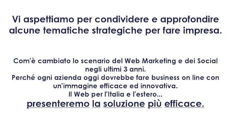 Il Web Marketing per l'Italia e L'Estero, ecco la soluzione biglietti