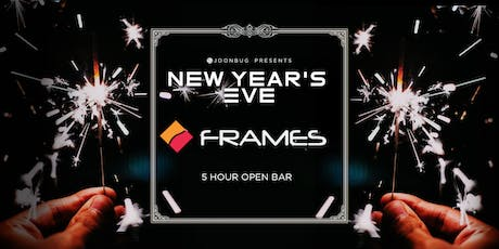 Frames Times Square New Years Eve 2020 Party tickets