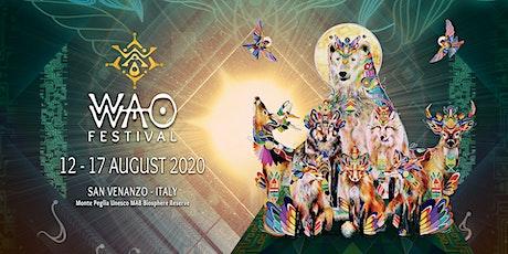 WAO Festival 2020 tickets