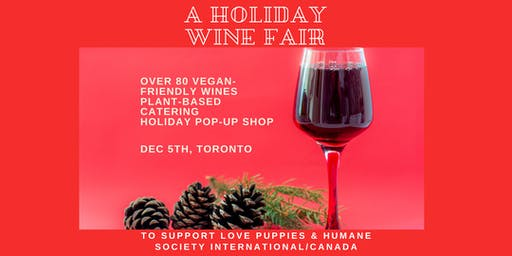 A Holiday Wine Tasting