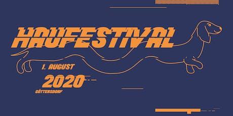 Haufestival 2020 Tickets