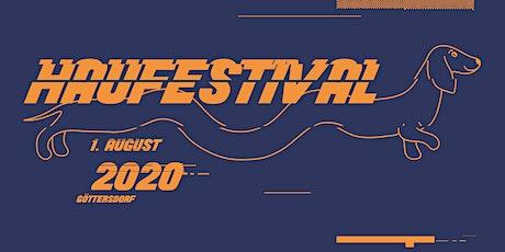 Haufestival 2021 Tickets