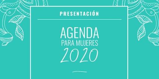 Presentación Agenda para mujeres 2020 - Tu mejor versión