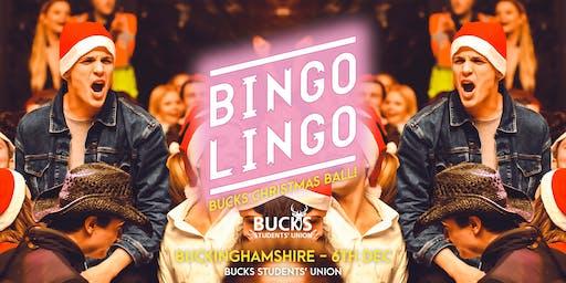 FESTIVEball: Bucks Christmas Ball with Bingo Lingo