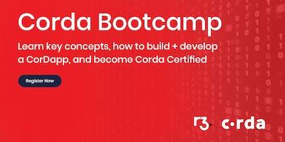 Corda Blockchain Bootcamp - San Francisco