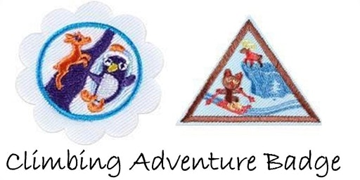 Girl Scout Daisy and Brownie Climbing Adventure Badge
