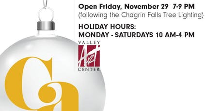 Holiday Arts Gift Shoppe on Main tickets