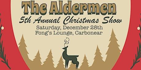 The Aldermen - 5th Annual Christmas Show tickets