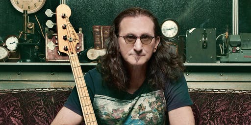 Geddy Lee signs his BIG BEAUTIFUL BOOK OF BASS at B&N-Union Square