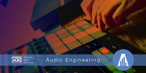 Workshop: Audio Engineering - Beat Programming und Produktion