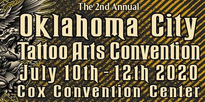2nd Annual Oklahoma City Tattoo Arts Convention