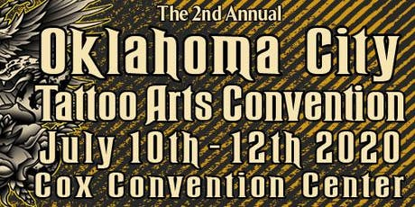 2nd Annual Oklahoma City Tattoo Arts Convention tickets