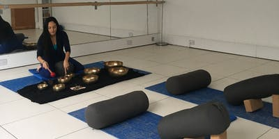 Yin Yoga and Tibetan bowl Masterclass