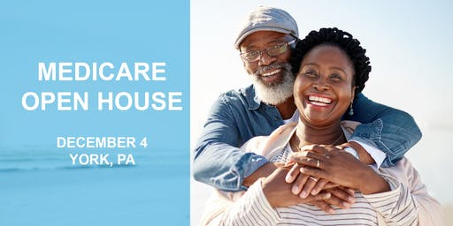 Medicare Open House - York