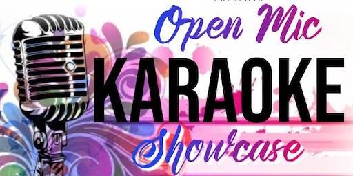 Open Mic Karoake Showcase