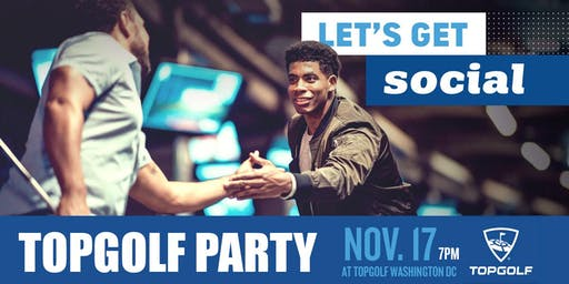 DC Fray Hole-In-One TopGolf Party in Alexandria