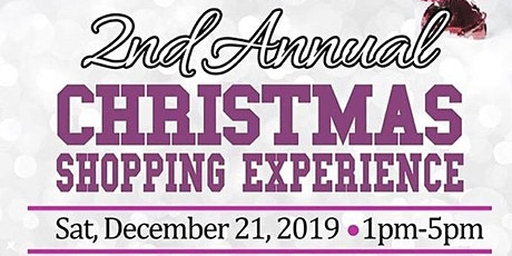 2 Annual Shopping Experience tickets