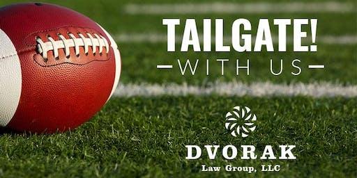 Dvorak Law Group Husker Tailgate - November 16