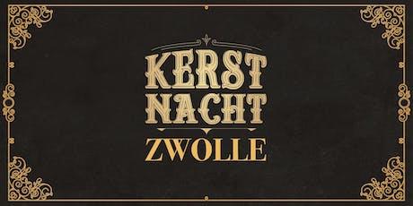 Kerstnacht DoorBrekers Zwolle tickets