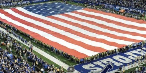 Colts Game & Flag Holding Experience for Indiana HIMSS Members