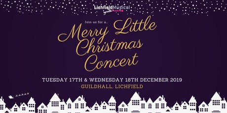 LMYT - Merry Little Christmas Concert - WEDS EVENING tickets