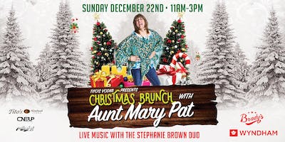Aunt Mary Pat's Christmas Brunch