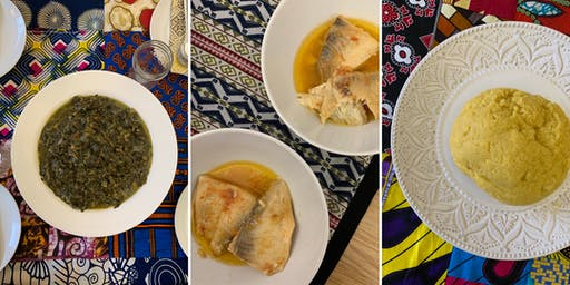 Soup & Salaam: Creating Community Over Congolese Soup & Conversation