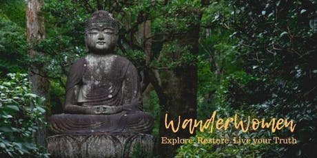 Wanderwomen: Finding a Little Peace of Mind tickets