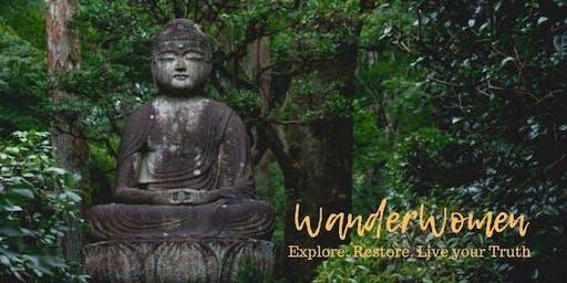 Wanderwomen: Finding a Little Peace of Mind