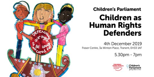 Children as Human Rights Defenders: Film Premiere and Celebration