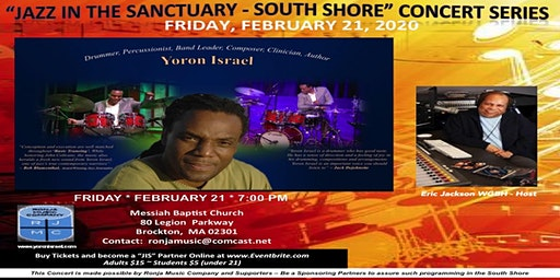 Jazz in the Sanctuary - South Shore