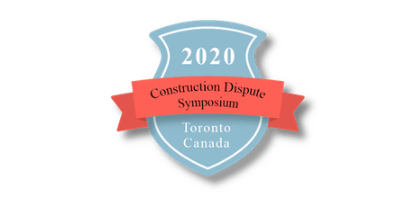 2020 Construction Dispute Symposium tickets