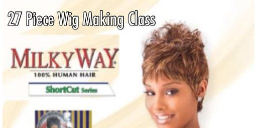 Detroit, MI| 27 Piece Wig Making Class